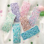 홀로그램 젤리컨페티 스티커