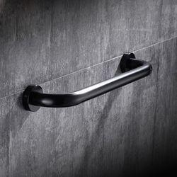블랙 타잇 그립 안전 손잡이 (50cm)