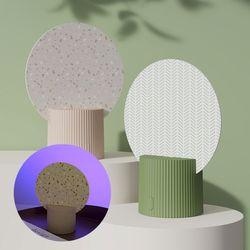 소싱 UV램프 LED 끈끈이 모기 포충기 해충 퇴치기 B8 ATTRACT