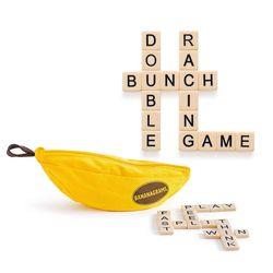 바나나 그램스 영어 단어 맞추기 맥킨더 보드게임