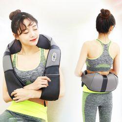 [KC인증마크 필요] 상상공간 강력 목어깨 마사지기 안마기