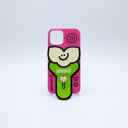 SUN CASE FLOWER PATCH HOTPINK