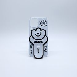 SUN CASE FLOWER PATCH WHITE