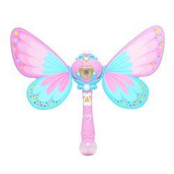 천사 비눗방울 멜로디 자동요술 버블건 나비 비누방울