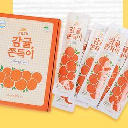 [무료배송] 제주 감귤쫀득이 1box 12개입