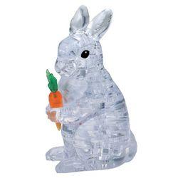 41피스 크리스탈퍼즐 - 토끼 (클리어)