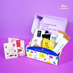 [무료배송] 직장인 사무실 간식 엄마선물 워킹맘박스