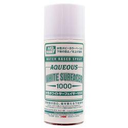 군제 수성 화이트 서페이서 1000 (170ml)