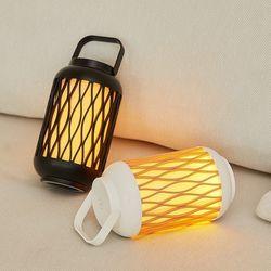[한샘몰X프리즘] LED 충전식 랜턴 무드등(2종택1)