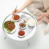 소울소반 - 은상판 양은밥상