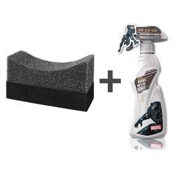파보니 타이어광택 스폰지+타이어광택제 세차용품