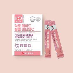 코오롱제약 락토 메이드 슬림 비타민C (30포)