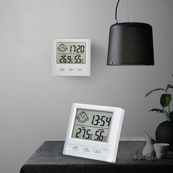 텐스페이스 디지털 온습도계 WG45