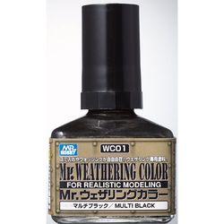 군제 Mr. 웨더링 컬러 40ml (WC01 - WC08)