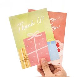 [엽서카드] POSTCARD - 따뜻한 마음 Thank U