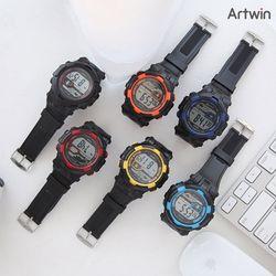 10000 젠틀 디지털 손목 시계