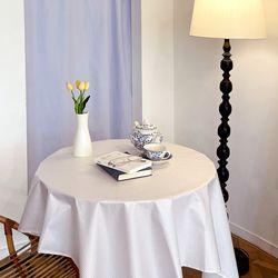 방수 테이블 덮개 테이블 보 쿠키 방수 식탁보 110X130