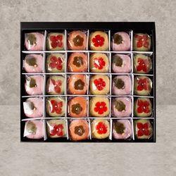 화과자 찹쌀떡 고급 선물세트 (30구)