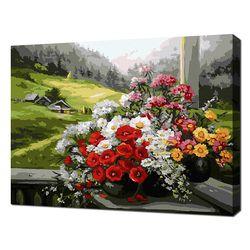 [명화그리기]4050 마이엔펠트 하이디의 집 27색 정물화 풍경화