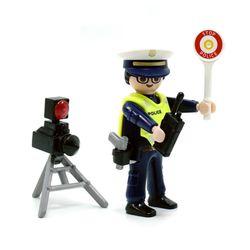 플레이모빌 단속 경찰(70305)