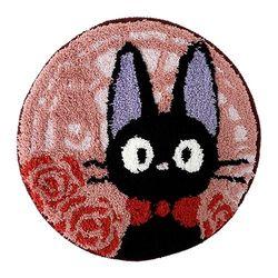 [마녀배달부 키키]원형방석(지지)