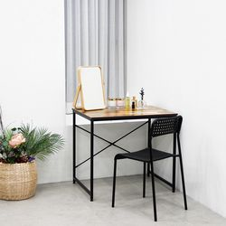 더조아 벼리책상 일반형 800 테이블 식탁 컴퓨터책상