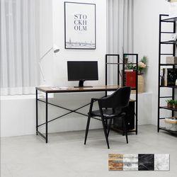 더조아 벼리책상 선반형 1200 테이블 식탁 컴퓨터책상