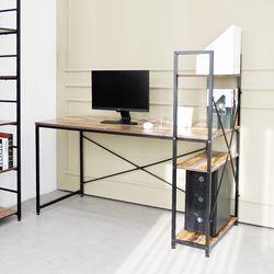 더조아 벼리책상 선반형 1400 테이블 식탁 컴퓨터책상