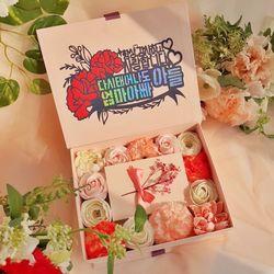 반전 용돈박스 반전케이크 어버이날 선물 카네이션 비누꽃