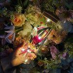LED 꽃 편지지세트 유리병편지 어버이날 카네이션 선물