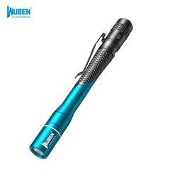 [kc인증마크 필요] WUBEN 우벤 E19 UV라이트 자외선랜턴 펜라이트