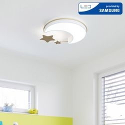 LED 루나링 아이방조명 50W