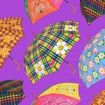 우드 장우산