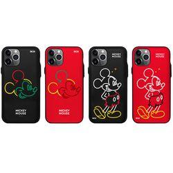 [BOB] 디즈니 아트컬렉션 마그네틱 범퍼 갤럭시 노트8(N950)