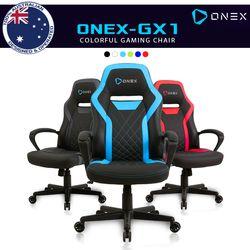 호주 프리미엄 ONEX GX1 게이밍의자 PC방사무용학생용