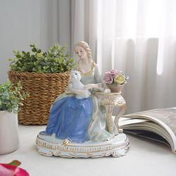 테이블 퐁파두르 백작부인 (HW-8)