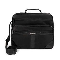Modern 심플 briefcase 37x31cm 블랙 CH1712089