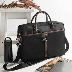 Modern 심플 briefcase 38x28cm 블랙 CH1700707