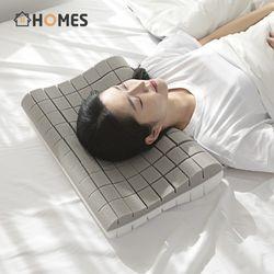 홈즈 메모리폼 4D 큐브 인생베개