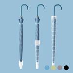 파스텔 빗물받이 장우산 아이디어 자동우산