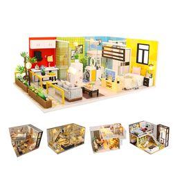 DIY 미니어처 하우스(소형A)