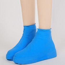 타렉스 방수 신발커버 장마철 장화 실리콘 신발방수