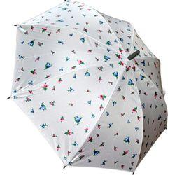 [Lake Alster] 가와사키 자동 장우산 (리틀로즈)