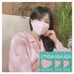 에티카 에어웨이 에이 컬러 마스크 새부리형 핑크 10매