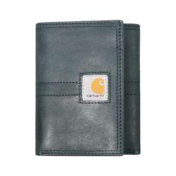 칼하트 레거시 트리폴드 지갑 블랙  61-CH2312-001