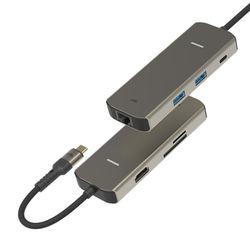USB C타입 7in1 멀티허브 MH210