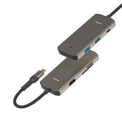 USB C타입 6in1 멀티허브 MH110