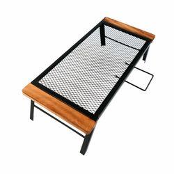 접이식 메쉬 테이블 캠핑 쿨러받침대 쉘프 메쉬렉