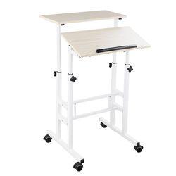 높이조절 스탠딩책상 테이블 컴퓨터책상 (일반형 60)