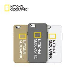 내셔널지오그래픽 아이폰6 브랜드로고 하드쉘 케이스
